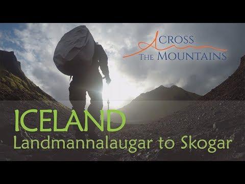 ACROSS (ICELAND) - Landmannalaugar to Skogar (2014)