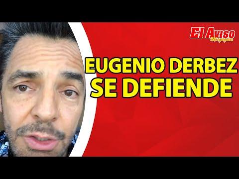 SE LE FUERON HASTA LA YUGULAR A #EUGENIODERBEZ EN MÉXICO, PERO ESTA VEZ SALIÓ A DEFENDERSE