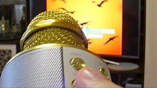 Как подключить караоке микрофон к телевизору