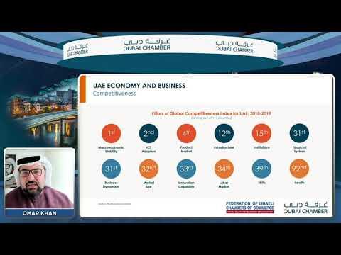 Dubai Chamber Global Partnership Series Israel