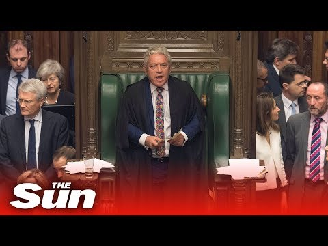 MPs hold Indicative Votes | Brexit live replay