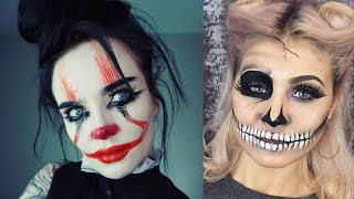 Halloween Makeup and Halloween Costumes Ideas - Scary 2018 | part-1