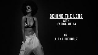 Editorial Photoshoot   Behind the Scenes with Jessica Vieira