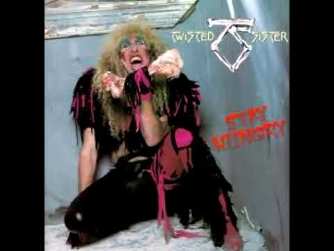 Twisted Sister -- Stay Hungry  [FULL ALBUM]