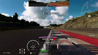 GTsport ドラゴントレイル・シーサイド [Best Time 1'37.794]【Gr.3 Bop適用】911 RS-R(911)(Gr.3) [2018-01-19]