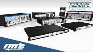 Meinberg IMS Series (Intelligent Modular Synchronization)  IEEE 1588 PTP Grandmaster NTP Time Server