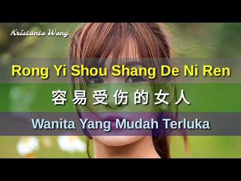 Rong Yi Shou Shang De Ni Ren - 容易受傷的女人 - 雷婷 Lei Ting (Wanita Yang Mudah Terluka)