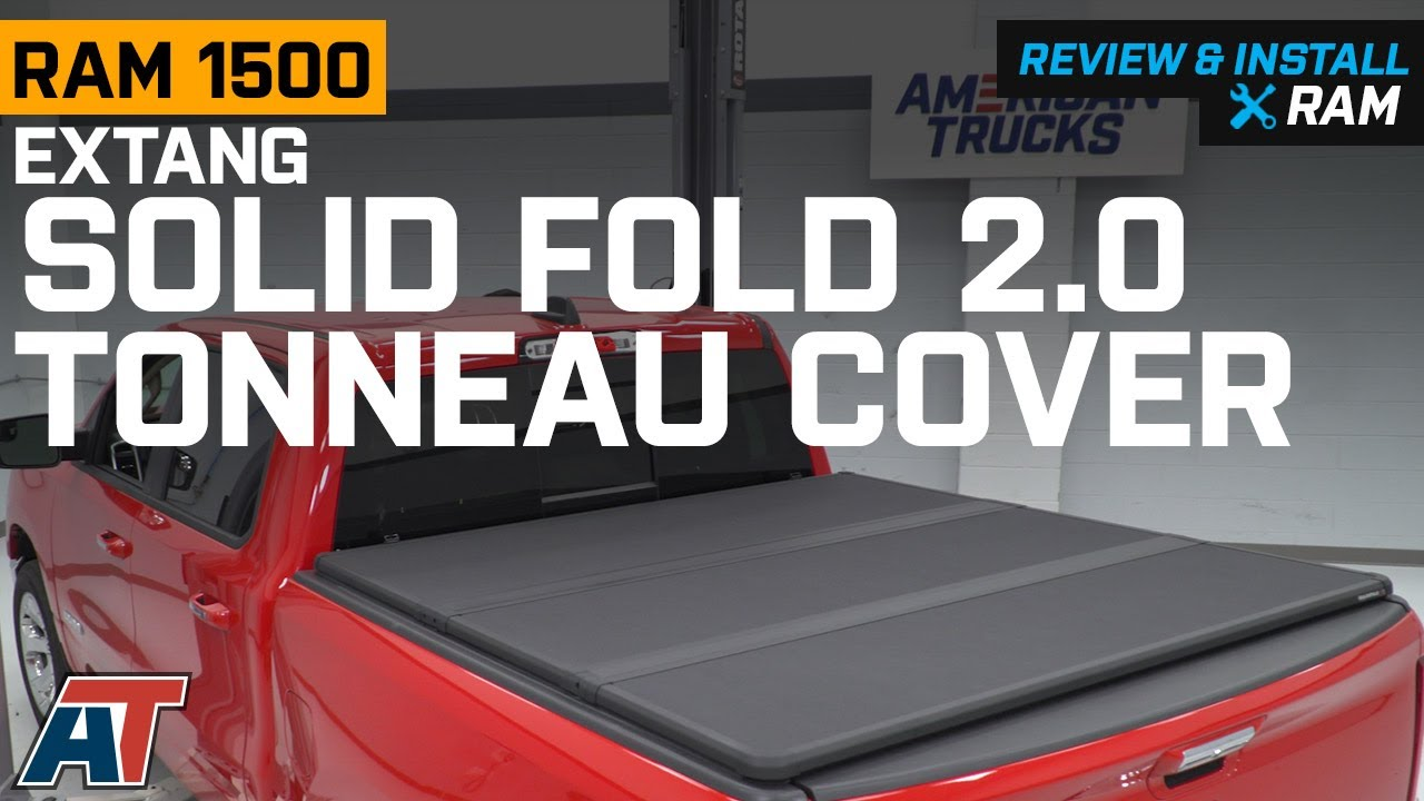 Extang Ram 1500 Solid Fold 2 0 Tonneau Cover R109936 19 21 Ram 1500 W O Multifunction Tailgate