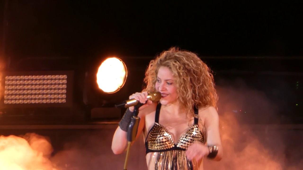 Download [Live - El Dorado Tour] Shakira - Intro + Whenever Wherever (Munich, June 17, 2018)