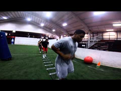 Cincinnati ASAP Western Sports Mall Pro Football Combine Prep