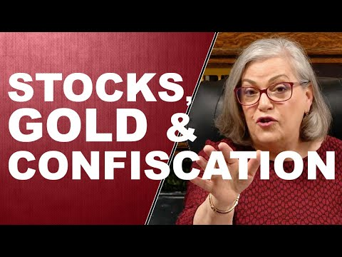 STOCKS, GOLD & CONFISCATION...Q&A WITH LYNETTE ZANG