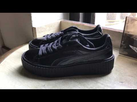 new arrival 96657 99e5a Puma Creepers Fenty Rihanna Creeper shoes