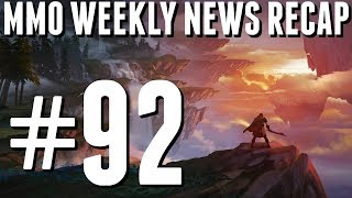 MMO Weekly News Recap #92 | New MMO and FPS launches