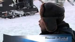 Остров Колгуев. Оленеводство за краем