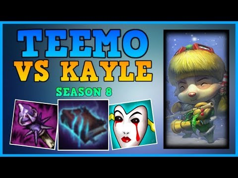 TM8 - Teemo vs Kayle (Season 8) - League Of Legends