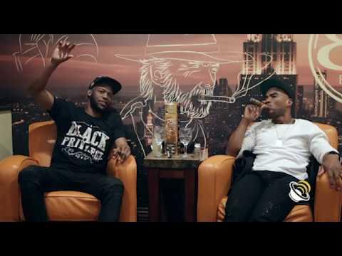 Cigar Talk: Charlemagne says J Cole 4 Your Eyez Only was weak & talk Drake