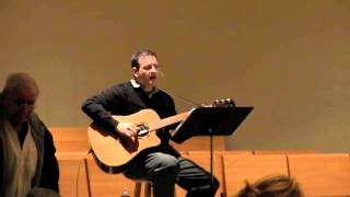 Jim Papandrea at Our Lady of Ransom, Niles, IL