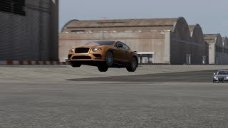Battle Bentley Continental vs Audi RS 6