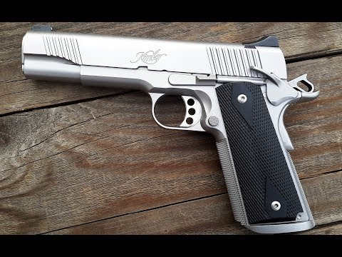Kimber TLE II Stainless....1911