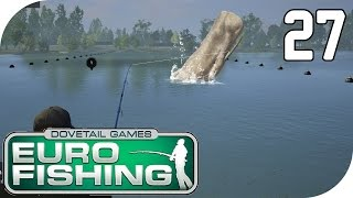EURO FISHING #27 - Moby Dick am Haken! :D || Let's Play Euro Fishing || German