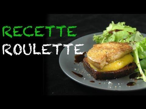 Foie gras poêlé à la mangue !