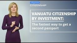 Vanuatu citizenship by investment 👉 How to obtain Vanuatu passport? Timing, costs, benefits