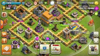 Clash of Clans: Best town hall lv6 base setup