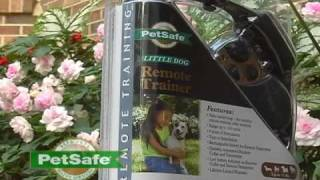Petsafe Little Dog Remote Trainer Overview - Www.petsafe.net