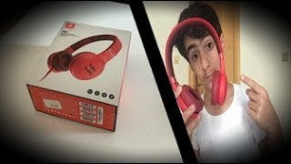 Unboxing JBL E35 Headset + Review