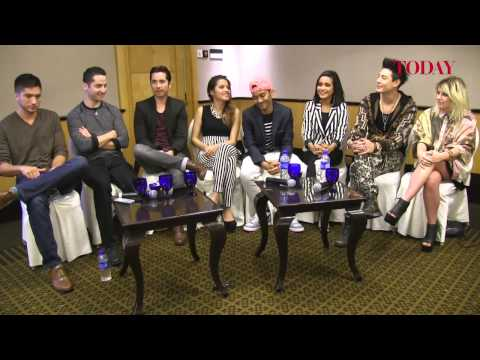 YouTube FanFest Day 2 Press Conference: Boyce Avenue, GAC, Dome Pakorn Lam And Little Boots