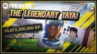~Yes Yaya +5!!!~ March Serial Package Opening 2019 - FIFA ONLINE 3