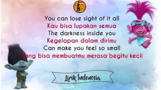 True Colours by Justin Timberlake and Anna Kendrick - dengan Lirik dan Terjemahan Bahasa Indonesa Mp3