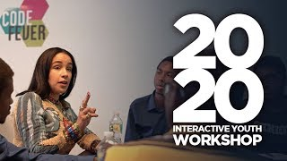 2020 Interactive Youth Workshop 2018 featuring Monique Idlett-Mosley and Delane Parnell