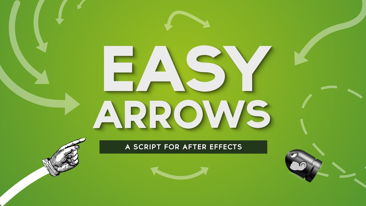Easy Arrows Aescripts Aeplugins Aescripts Com Johnson, standing beside the missile. easy arrows