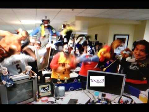 Yahoo! Sports Harlem Shake