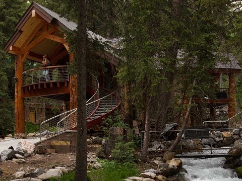 Carriage House on The Stream Vacation Rental Cabin • Sundance, Utah - Provo Canyon
