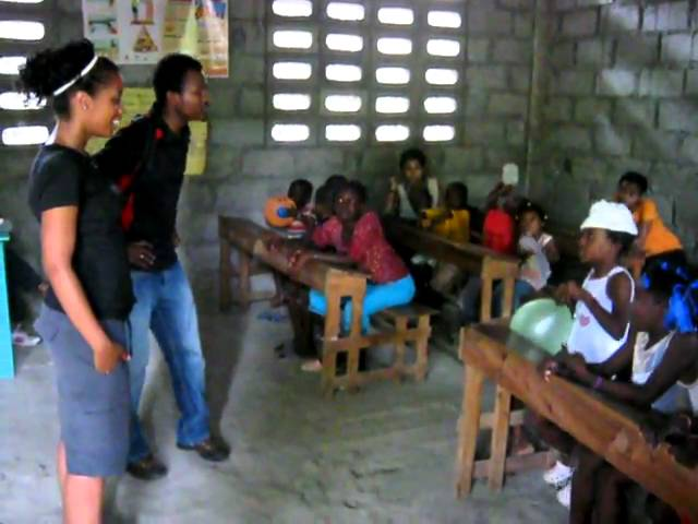 VBS teaching in Haiti (April) - Impact 195 Travel Video