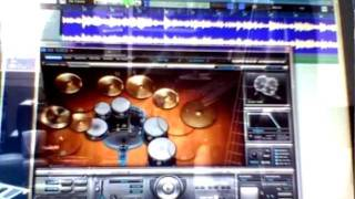 Batterie Millenium MPS 400 - Essai Song n°2 (E-Drumset test)