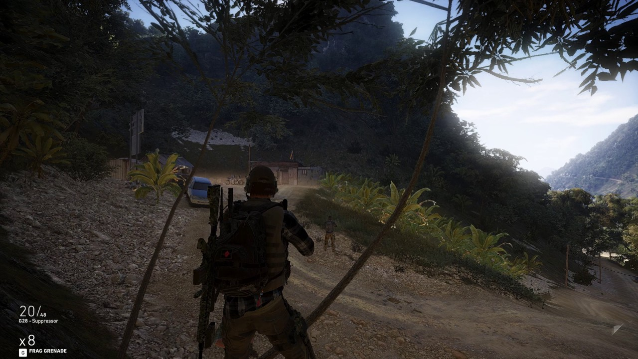 G28 Scope Problems Bug Misalignment With And SR25 Sniper Rifles
