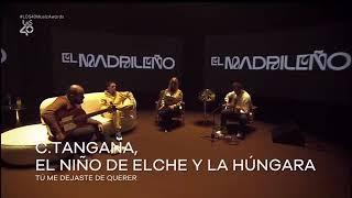 La Húngara y C.Tangana - Tu me dejaste de querer - Premios 40 awards