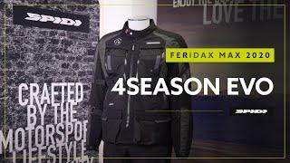 Feridax Max 2020 - Spidi 4 Season Evo