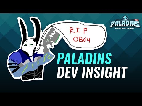 Dev Insight: Farewell OB64