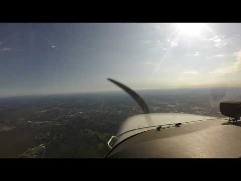 FLIGHT LESSON #38 SOLO XC TO KHFD