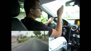 Savoir aborder et franchir un feu tricolore (permis de conduire étape 2) leçon 3.