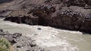 Rafting na řece Zanskar