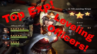 Dynasty Warrior: Unleashed Ep. #26 - Leveling Officers!
