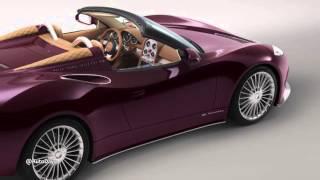 Spyker B6 Venator Spyder Concept 2013 Videos