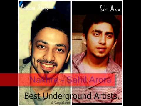 Aabhaas Anand (A bazz) Vs Sahil Arora (Hillz) | Best Underground Artists 2014