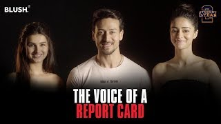 The Voice Of A Report Card | Student Of The Year 2 | Tiger Shroff  | Ananya Panday | Tara Sutaria