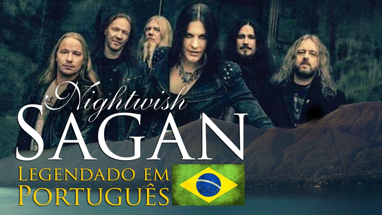 Nightwish - Sagan (video from Summer Camp) Legendado PT-BR